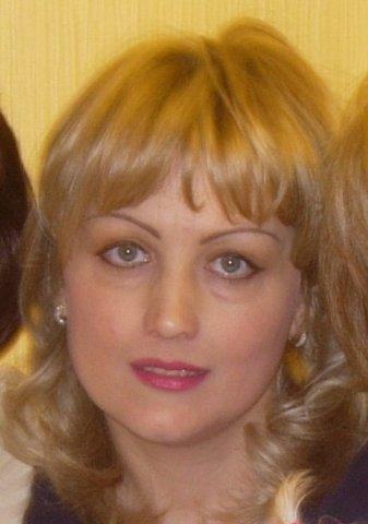 Синицина Оксана Юрьевна